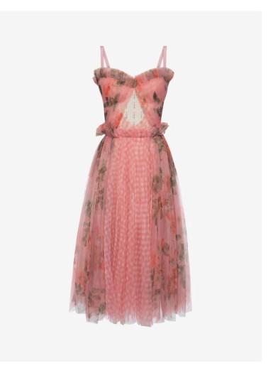 A Mcqueen dress